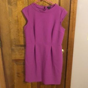 Light plum Ann Taylor Dress